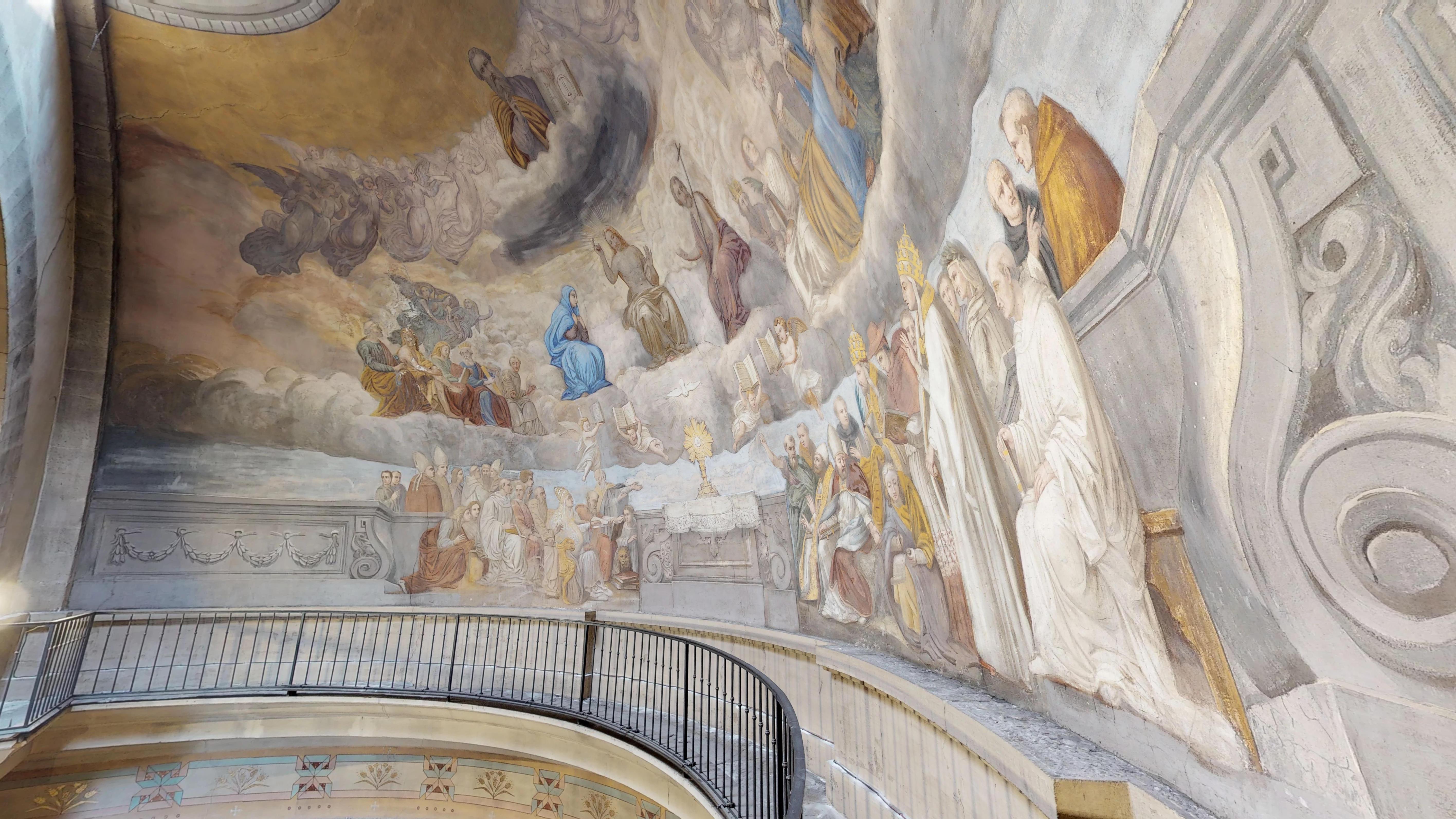 Rive-de-Gier-Eglise-Notre-Dame-2018-Balcon-choeur